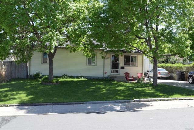 1920 E 95th Avenue, Thornton, CO 80229 (#5215993) :: The Pete Cook Home Group