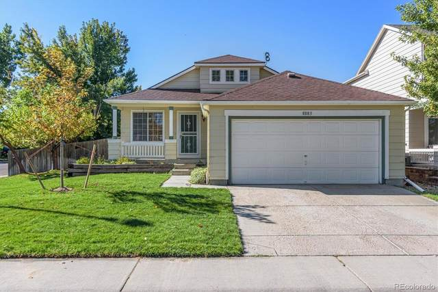 8883 Greengrass Way, Parker, CO 80134 (#5216154) :: Sultan Newman Group
