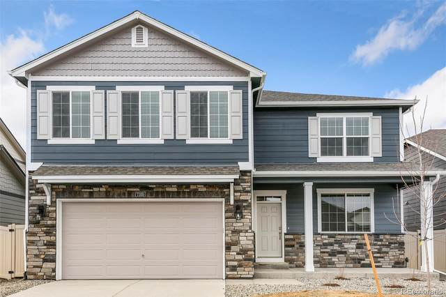 7409 Fraser Circle, Frederick, CO 80530 (#5216165) :: Kimberly Austin Properties