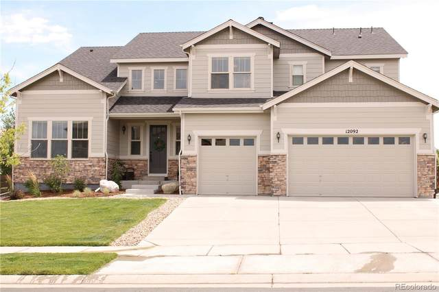 12092 S Meander Way, Parker, CO 80138 (#5216341) :: The Harling Team @ Homesmart Realty Group