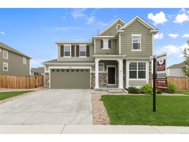 1567 E 166th Place, Thornton, CO 80602 (MLS #5216442) :: 8z Real Estate