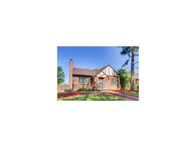 1315 Monaco Parkway, Denver, CO 80220 (#5216546) :: Wisdom Real Estate