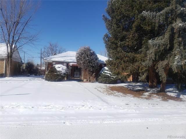 2909 Holly Street, Denver, CO 80207 (#5217127) :: Compass Colorado Realty
