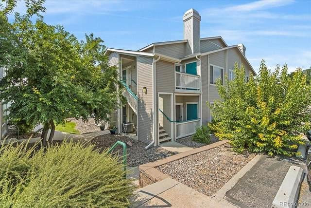 8437 Thunder Ridge Way #101, Highlands Ranch, CO 80126 (#5218155) :: You 1st Realty