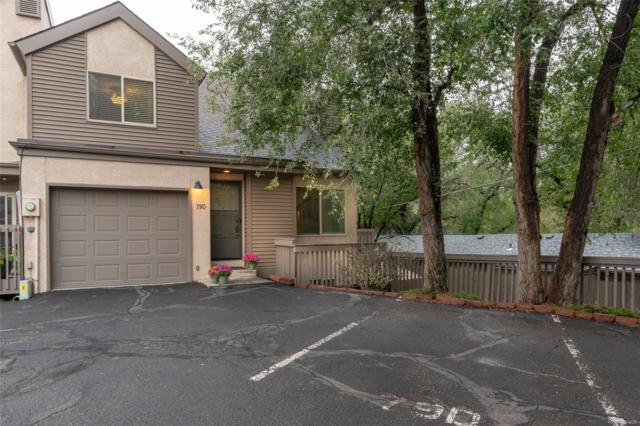 79 Crystal Park Road D, Manitou Springs, CO 80829 (MLS #5218410) :: Kittle Real Estate