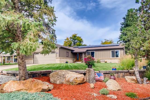 10269 W Burgundy Avenue, Littleton, CO 80127 (MLS #5218688) :: Kittle Real Estate
