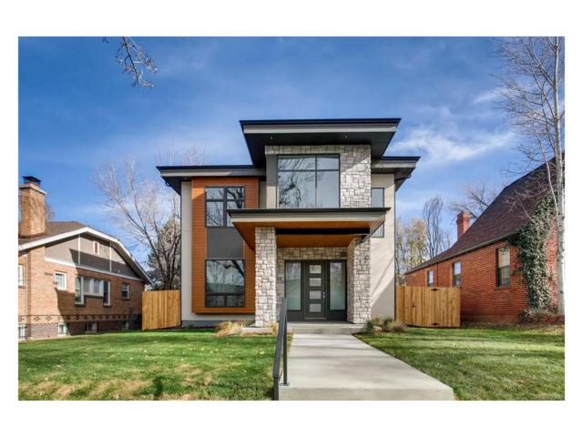 764 S York Street, Denver, CO 80209 (#5218742) :: Thrive Real Estate Group