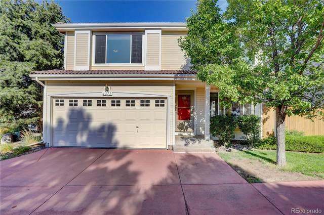1371 Braewood Avenue, Highlands Ranch, CO 80129 (MLS #5219010) :: 8z Real Estate