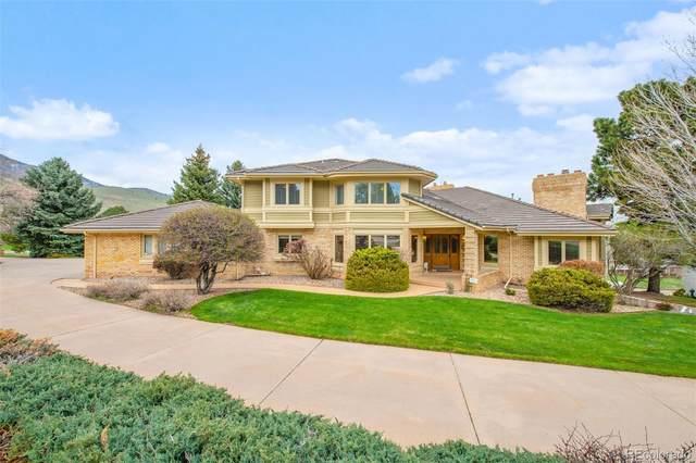 15 Red Fox Lane, Littleton, CO 80127 (#5219461) :: Berkshire Hathaway HomeServices Innovative Real Estate