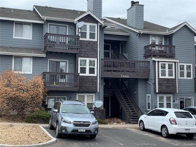 7889 Allison Way #203, Arvada, CO 80005 (#5219505) :: Bring Home Denver with Keller Williams Downtown Realty LLC