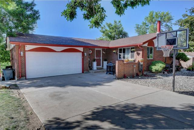 12791 W 6th Place, Lakewood, CO 80401 (#5219661) :: The Galo Garrido Group