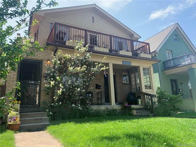27 S Grant Street, Denver, CO 80209 (MLS #5220017) :: 8z Real Estate