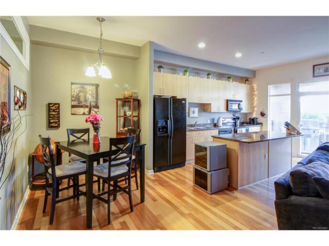 2100 N Humboldt Street #107, Denver, CO 80205 (MLS #5220155) :: 8z Real Estate