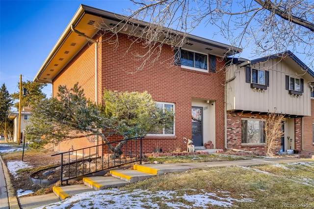 12581 W Alameda Drive, Lakewood, CO 80228 (#5220409) :: Venterra Real Estate LLC
