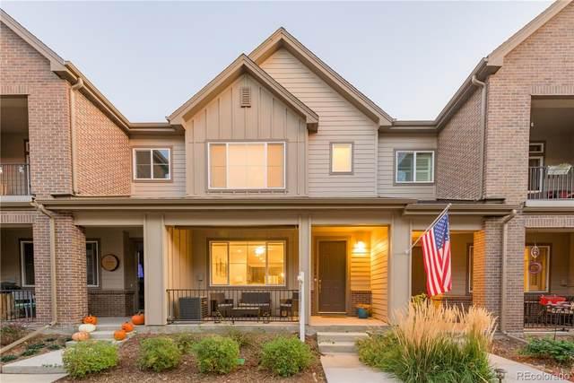 560 E Dry Creek Place, Littleton, CO 80122 (MLS #5220422) :: 8z Real Estate