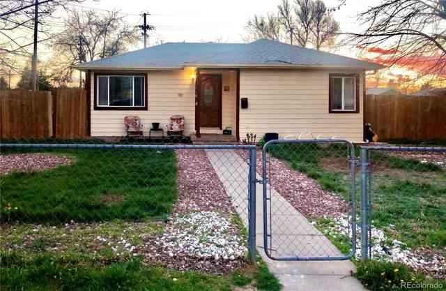 1101 Macon Street, Aurora, CO 80010 (#5220543) :: Berkshire Hathaway Elevated Living Real Estate
