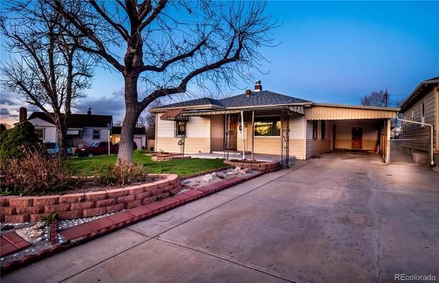 1000 S Tennyson Street, Denver, CO 80219 (MLS #5221165) :: 8z Real Estate