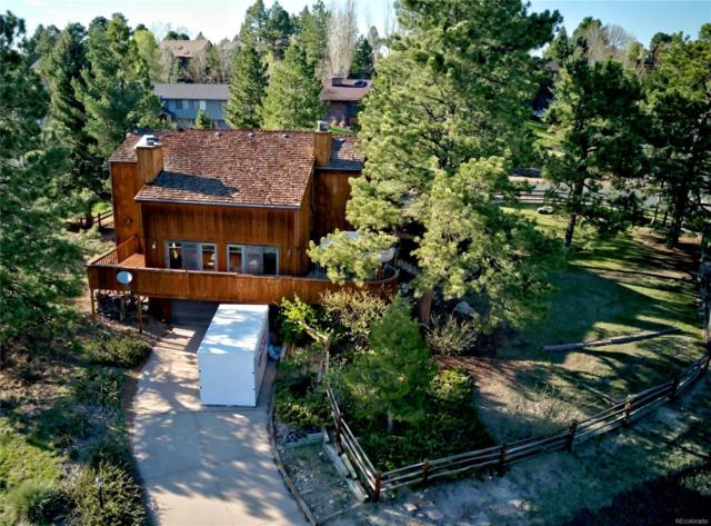 8264 Lakeshore Drive, Parker, CO 80134 (#5221182) :: The Peak Properties Group
