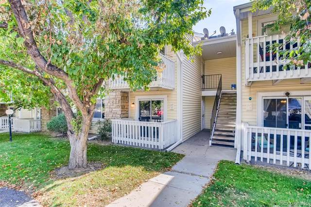 8555 Fairmount Drive G107, Denver, CO 80247 (#5221320) :: Compass Colorado Realty