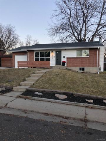 2932 S Vrain Street, Denver, CO 80236 (#5221421) :: Sellstate Realty Pros