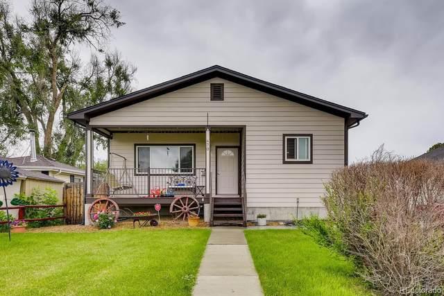 470 Tennyson Street, Denver, CO 80204 (#5221499) :: Berkshire Hathaway Elevated Living Real Estate