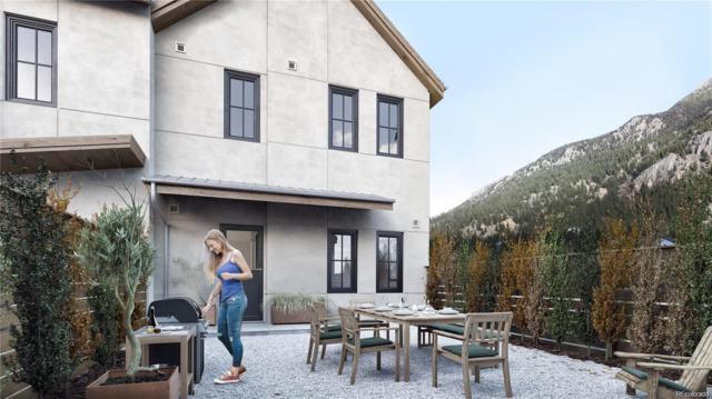 2142 Bighorn Trail #105, Georgetown, CO 80444 (MLS #5222041) :: 8z Real Estate