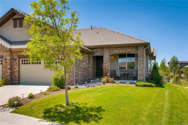 5270 Rialto Drive, Parker, CO 80134 (#5222043) :: The HomeSmiths Team - Keller Williams
