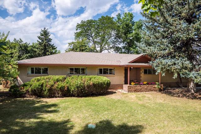821 Spring Drive, Boulder, CO 80303 (#5222847) :: The DeGrood Team