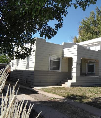 2443 S Williams Street, Denver, CO 80210 (#5223121) :: House Hunters Colorado