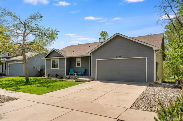 2709 Pleasant Valley Road, Fort Collins, CO 80521 (#5223344) :: The DeGrood Team