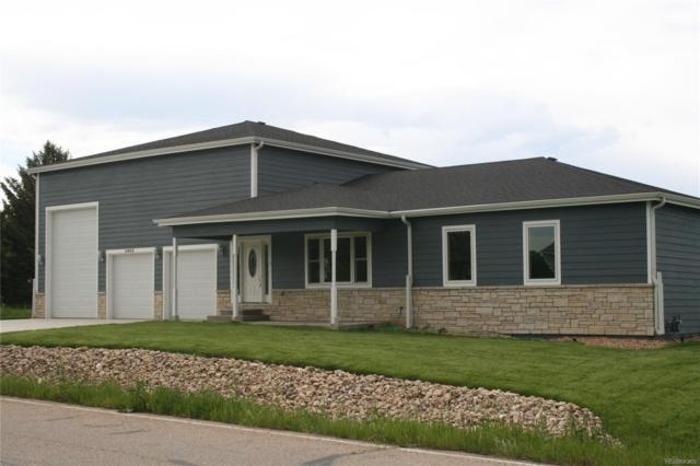 1403 Crestridge Drive, Loveland, CO 80537 (#5223838) :: The Heyl Group at Keller Williams
