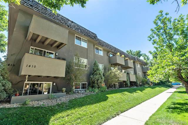 1410 York Street #21, Denver, CO 80206 (#5224234) :: The DeGrood Team