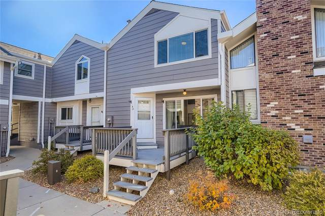 6815 W 84th Way #40, Arvada, CO 80003 (#5224256) :: The Harling Team @ HomeSmart