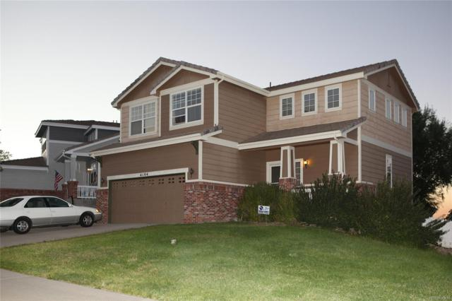 4104 Bountiful, Castle Rock, CO 80109 (#5224258) :: HomeSmart Realty Group