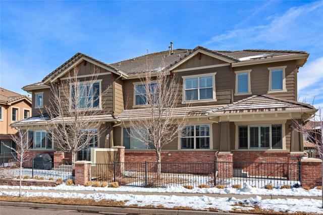 10077 Bluffmont Court, Lone Tree, CO 80124 (MLS #5224919) :: 8z Real Estate