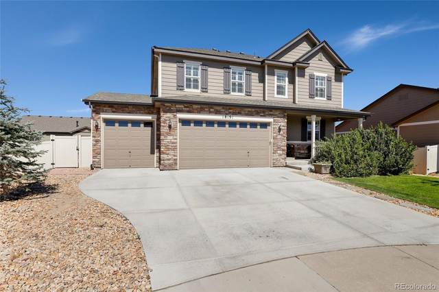 18191 Keswick Court, Parker, CO 80134 (#5225017) :: The Brokerage Group