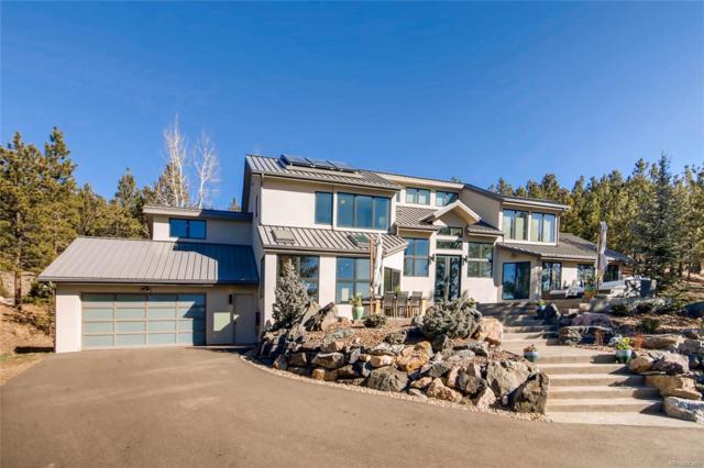 2193 Montane Drive, Golden, CO 80401 (#5225143) :: The Peak Properties Group