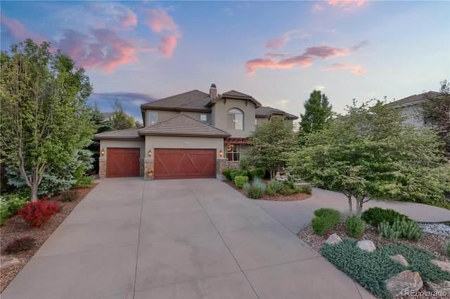 12569 Daniels Gate Drive, Castle Pines, CO 80108 (#5225269) :: Symbio Denver