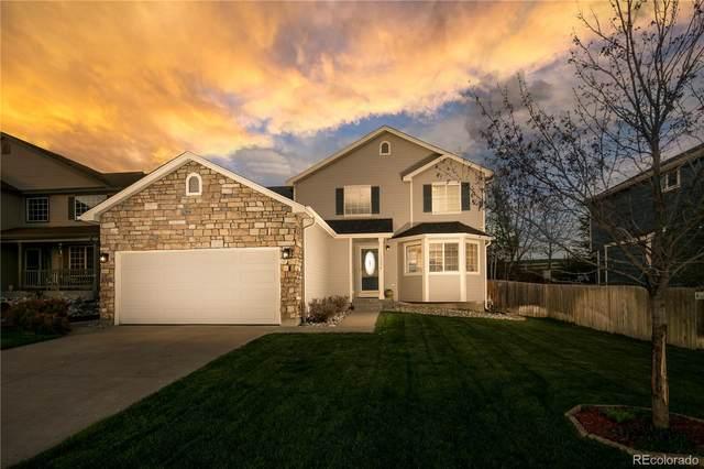 11220 Glenmoor Circle, Parker, CO 80138 (MLS #5225532) :: 8z Real Estate