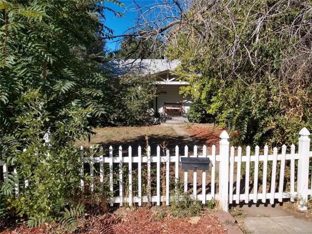 2933 S Delaware Street, Englewood, CO 80110 (MLS #5226126) :: 8z Real Estate