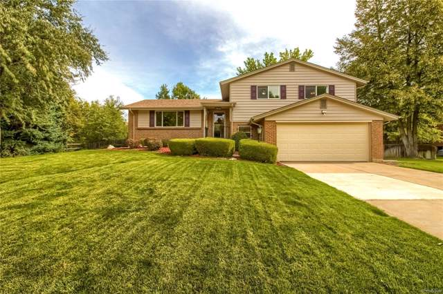 3812 S Xanthia Street, Denver, CO 80237 (#5226314) :: The DeGrood Team