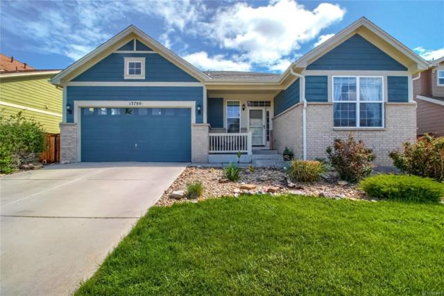13780 Spruce Street, Thornton, CO 80602 (MLS #5226356) :: 8z Real Estate