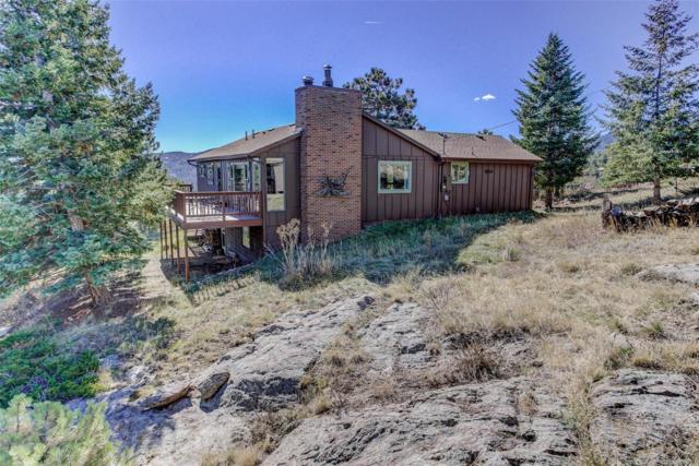 8664 S Doubleheader Ranch Road, Morrison, CO 80465 (#5226358) :: Wisdom Real Estate
