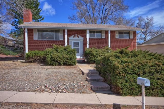 688 Bridger Drive, Colorado Springs, CO 80909 (#5226469) :: The Pete Cook Home Group