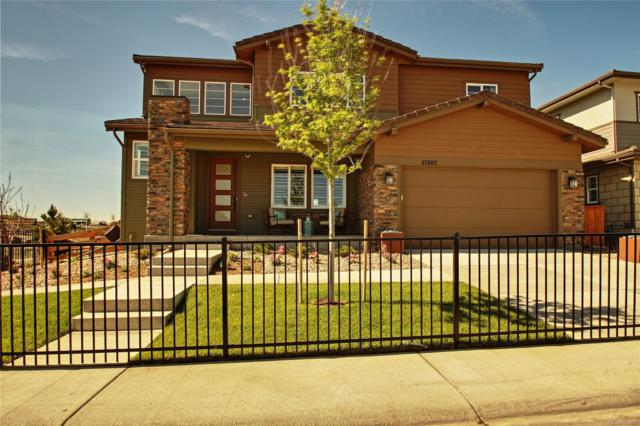 13902 Watermark Lane, Parker, CO 80134 (#5226561) :: The Griffith Home Team