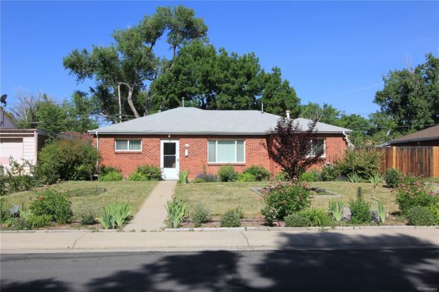9311 Lillian Lane, Thornton, CO 80229 (#5226720) :: Sellstate Realty Pros