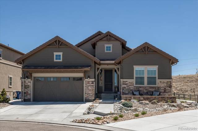 10878 Red Sun Court, Highlands Ranch, CO 80126 (#5226746) :: Mile High Luxury Real Estate