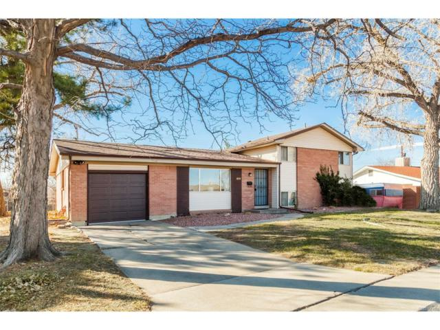8255 Louise Drive, Denver, CO 80221 (#5226964) :: Colorado Home Finder Realty