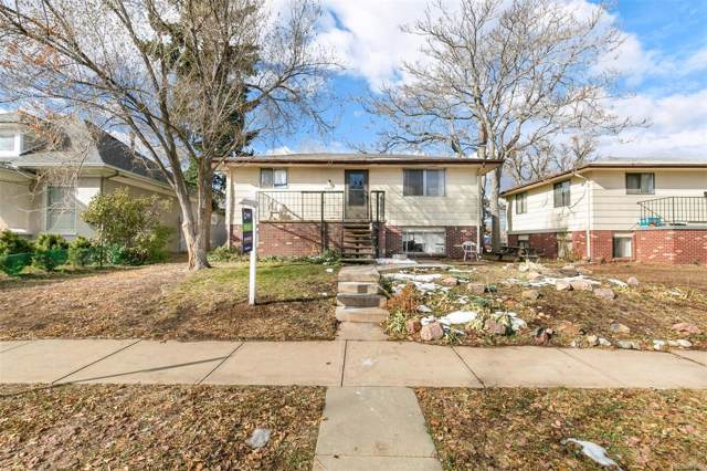 2537 S Bannock Street, Denver, CO 80223 (MLS #5227241) :: 8z Real Estate