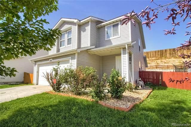7785 Grant Street, Thornton, CO 80229 (#5227258) :: Peak Properties Group